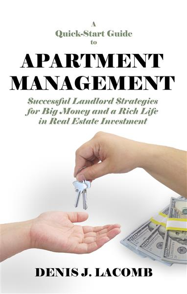 Apartment Management Guide Book Cover